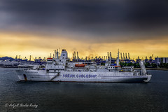 ASEAN RESTORER (Askjell) Tags: aseanrestorer cableship maritime offshore ships shipspotting singapore vessel anchorage