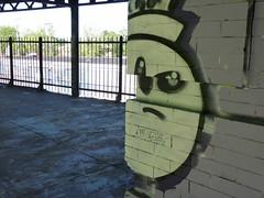 sgs14 (daily observer) Tags: philadelphia abandoned abandonedphiladelphia abandonesrailroadstation abandonedtrainstation urban urbandecay graffiti philadelphiagraffiti