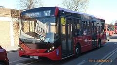 P1490237 1246 YY66 PYP at New Road Chingford Mount London (LJ61 GXN (was LK60 HPJ)) Tags: hackneycommunitytransportgroup ctplus enviro200 enviro200mmc enviro200d enviro200dmmc e200d mmc majormodelchange 1246 yy66pyp g2699 97m 9725mm