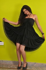 Indian Actress DISHA POOVAIAH Hot Photos Set-1 (44)
