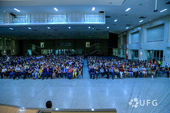 Universidade Federal de Goiás (colacaoufg) Tags: goiânia goiás brasil universidade federal ufg colação letras libras educação intercultural