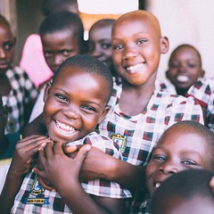 Photo of the Day (Peace Gospel) Tags: children child boys girls friends friendship friend embrace hug school uniforms education educate students student smiles smiling smile happy happiness joy joyful peace peaceful hope hopeful thankful grateful gratitude empowerment empowered empower kids cute adorable hugging