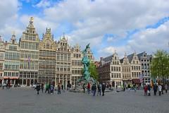 Antwerpen (Brian Aslak) Tags: grotemarkt antwerpen antwerp anvers vlaanderen flanders flandre belgië belgium belgique europe väljak piazza praça city urban brabo