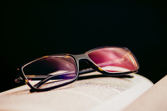 Reading Glasses - Must Link to https://thoroughlyreviewed.com (ThoroughlyReviewed) Tags: openbook glasses readingglasses study research student novel writer
