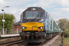 68003 / 68018 - Buckenham - 2J81 (Class313) Tags: aga greater anglia direct rail services drs class 68 68003 68018 2j81 short set