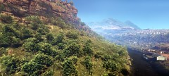 Paradise lost / Ghost Recon: Wildlands (Den7on) Tags: ghost recon wildland lonely eagle ubisoft bolivia mountain landscape paradise lost