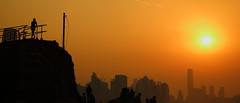 悠 然 (Wilson Au | 一期一会) Tags: sunset silhouette hongkong 219 leiyuemun canon eos5dmarkiii ef2485mmf3545usm 香港 鯉魚門