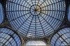 Dome roof.