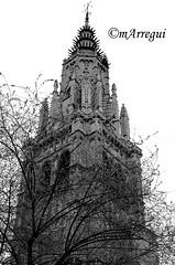 Culto a la piedra (mArregui) Tags: wwwarreguimeluscom marregui torre catedral toledo castillalamancha arquitectura monumento piedra culto oración monocromático blanconegro blancoynegro byn bn