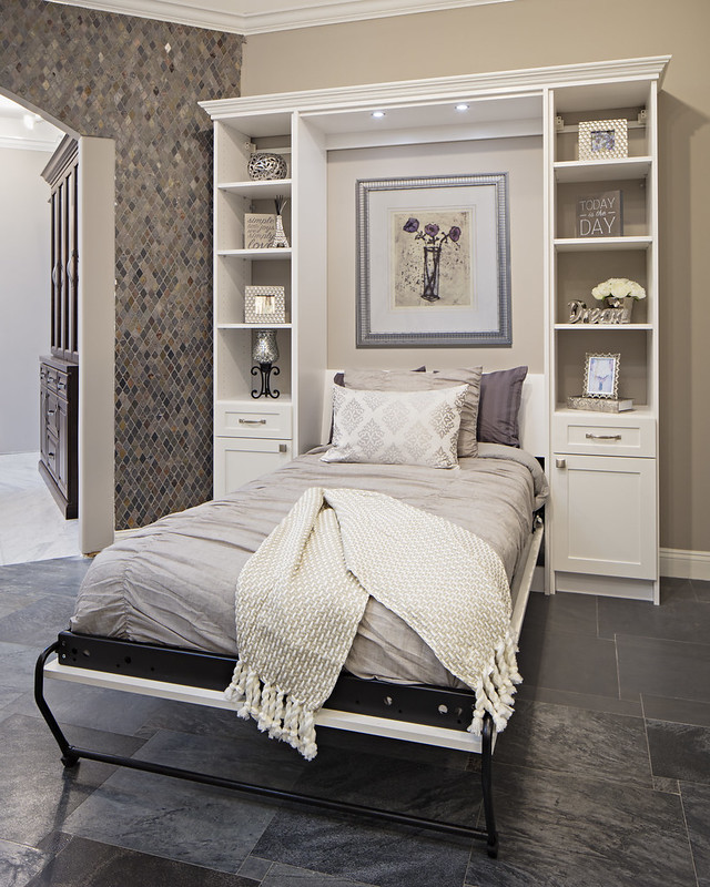 Murphy Bunk Beds: Closet & Storage Concepts