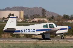 N1204X-CGZ-04-03-2017 (swbkcb) Tags: n1204x mooney m20 cgz kcgz 59thcactusflyin