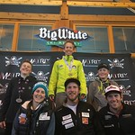 Big White Western Ski Cross Finals U14 MEN RACE 1b PHOTO CREDIT: Todd Cashin