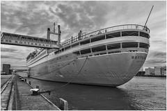 SS Rotterdam 3 (Rens Timmermans) Tags: canon5dmk3 sigma1224f4556dg rotterdam havens niksilverefexpro nationalgeographic