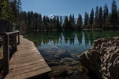 Lac Vert - Passy (glassonlaurent) Tags: lac vert passy 74 haute savoie france montagne paysage