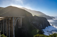 Bixby Creek Bridge (thomasdwyer) Tags: bixby bixbycreek bixbycreekbridge bigsur sur big cali california californianature west westcoast atlantic coastal coast ocean geography geology ca usa americia nature landscape bridge engineering architecture