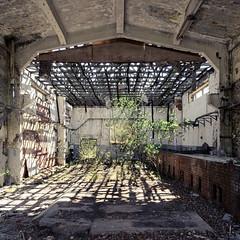 Dachschaden (Jo Datou) Tags: gssd quadrat square abandoned marode verlassen verfallen