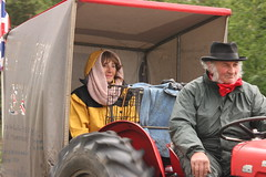 IMG_3321 (Clare Chick) Tags: vintage tractor rally nationalvintagetractorrally staffordshire gnosall farmmachinery