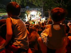 good friday procession (DOLCEVITALUX) Tags: goodfridayprocession processionofthesaints procession outdoor sunset parade saints jesuschrist philippines people sanmateo dioramas statues images lumixlx100 panasoniclumixlx100 panasonic
