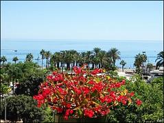 Torremolinos (Málaga) (Spain) (sky_hlv) Tags: torremolinos costadelsol málaga andalucía españa spain andalusia europe europa marmediterraneo mar mediterraneansea beach playa praia verano summer holidays casadelosnavajas
