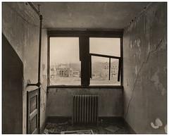 Hospital (///Brian Henry) Tags: darkroom lith print arista fp4 rodinal stand development kodak polycontrast abandoned hospital