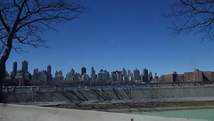 A NYC Skyline (catchesthelight) Tags: nyc queens views buildings overeastriver skyline bluesky