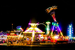 RodeoAustin_269 (allen ramlow) Tags: rodeo austin carnival night amusement long exposure fun rides sony a6500 light trails