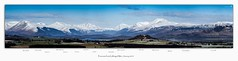 Lomond Panorama Revisited1 (tiggerpics2010) Tags: benlomond loch lomondscotlandscottish highlandshighland boundary islands mountains snow panorama
