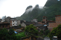 Clinton Fishing Village (matteshleman1) Tags: yangshuo guangxi guilin xingping clinton fishing village