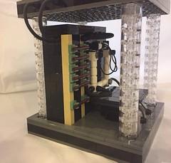 Tesla coil (Gozer@home) Tags: lego teslamoc moc teslacoil tesla