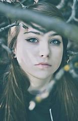 ... (riazajacova) Tags: woman emotions fragile magic girl young people poetic portrait spirit