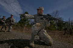170423-Z-NI803-136 (Matt Hecht) Tags: usa usaf usairforce unitedstatesairforce airmen airnationalguard nj newjersey njng njang 108thwing securityforces tactical squad training jointbasemcguiredixlakehurst m4 rifle military