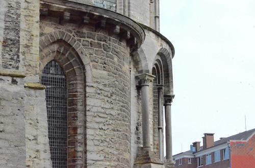 Jodoigne (Brabant wallon), collégiale St-Médard