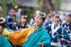 Sawara Autumn Festival 2016 (Apricot Cafe) Tags: 上宿 img654264 asianethnicity canonef70200mmf28lisiiusm chiba japan japaneseethnicity sawara sawaranotaisai unesco worldculturalheritage achievement autumn celebrate culture dance festival festivalfloat happiness paradefloat people performance power ritual success team teamwork traditional traditionalclothes katorishi chibaken jp