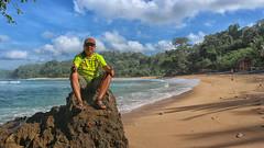 Akses Pantai Ngliyep Desa Kedungsalam Donomulyo Malang Jawa Timur Indonesia (altairdevara) Tags: pantai beach ngliyep malang