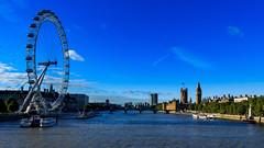 London Eye (Bugtris) Tags: londoneye canon london tamron18270mm 600d