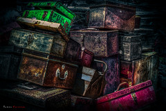 Where tool boxes go to die... (Ali Azimian) Tags: poverty winter summer distortion canada abstract colour fall water colors metal dark poster lunch graffiti weird spring cool rust angle cloudy antique contemporary wide freaky creepy hoarding ali textures gatineau trunk conceptual cinematic 70200 deserted toolbox abandones canon70200 canon70200f4 toolboxes colouts canon70200f4is wilsonruins 5dmkiii canon5dmarkiii azimian aliazimian photographybyaliazimian