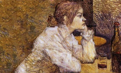 "Las Madeleines escuchando la soleada soledad, descripciones de Henri de Toulouse Lautrec (1889) y Pablo Picasso (1904). • <a style=""font-size:0.8em;"" href=""http://www.flickr.com/photos/30735181@N00/8805131093/"" target=""_blank"">View on Flickr</a>"