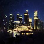 Singapore skyline (Singapore)