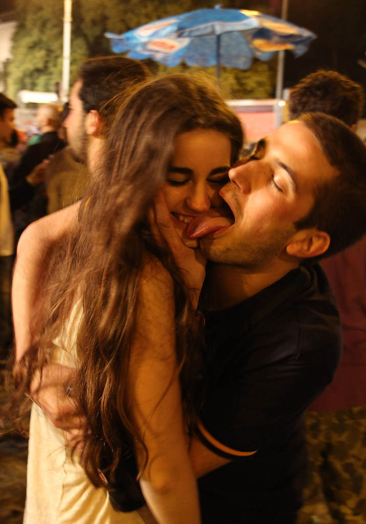 Apologise, but, girls with long tongues kissing opinion