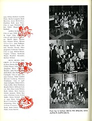 Sororities (Page 3/5) (Hunter College Archives) Tags: students club photography yearbook clubs hunter sorority 1937 huntercollege studentorganizations kappadelta organizations deltaphiepsilon sororities studentclubs wistarion thewistarion iotaalphapi