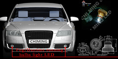 Automotive daytime running lights (xpeledming) Tags: lights running automotive daytime