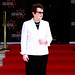 Tennis Legend Billie Jean King at a photocall for Battle of the Sexes at  the Dominion