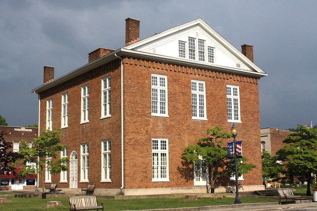 Overton County Courthouse (2013) - Livingston, TN
