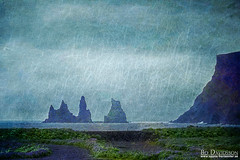 Iceland (Bozze) Tags: island iceland vik textured dyrhólaey wwwoppnahorisonterse