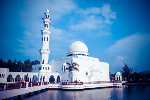 Masjid Terapung by Sham Hardy, on Flickr