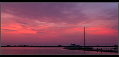 Sunset at Thuwal (Dune_UK) Tags: plaza travel pink red sea sun color colour eye art look set liverpool joseph boats blog different photographer image sale sold rich blues kingdom photograph frame saudi arabia wife latex jeddah scape seen cornice glynne pritchard scouser kaust thuwal