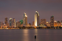 San Diego downtown (_AM_photography) Tags: night downtown sandiego coronado