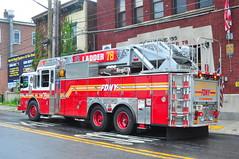 FDNY Ladder 78 (Triborough) Tags: nyc newyorkcity ny newyork firetruck fireengine ferrara ladder statenisland fdny ffa richmondcounty tompkinsville newyorkcityfiredepartment ladder78