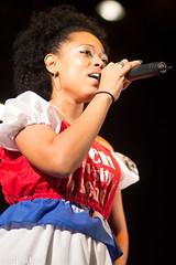 _MG_7477 (Virgil Kapel) Tags: red portrait music woman black art dance galen native belize indian performance caribbean creole suriname mestiza paramaribo universit carifesta galenuniversity