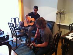 Nishant and Brad